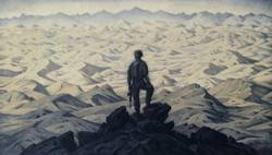Christopher Rådlund, Afghanistan